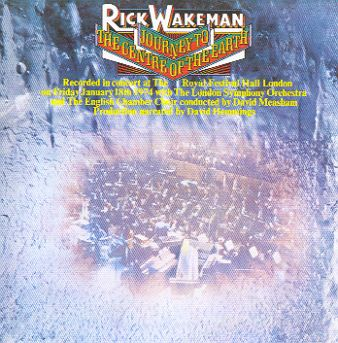 Rick Wakeman (YES)-Journey to the centre of the Earth 1974