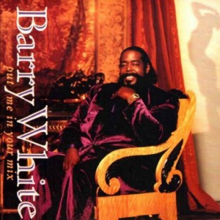 Barry White - Put Me In Your Mix [Germany] 1991