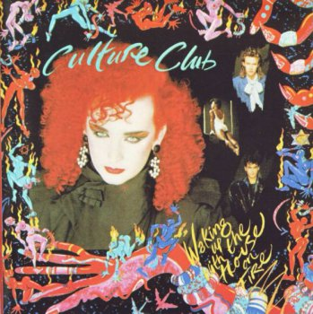 Culture Club - Waking Up With The House On Fire - 1984