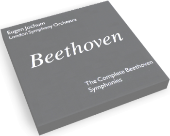 Ludwig van Beethoven - The Complete Beethoven Symphonies (№№ 1 – 9) 5 CD