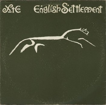 XTC - English Settlement (2LP Set Virgin Records Original UK Press 1982 VinylRip 24/96) 1981