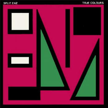 Split Enz - True Colors (A&M Records US LP VinylRip 24/96) 1980
