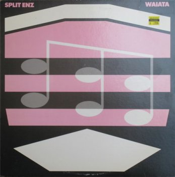 Split Enz -  Waiata (A&M Records US LP VinylRip 24/96) 1981