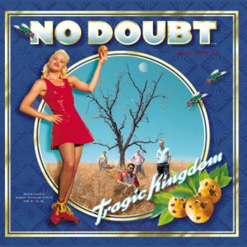 No Doubt - Tragic Kingdom (Interscope US LP VinylRip 24/192) 1995