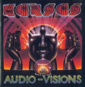 KANSAS - AUDIO-VISIONS - 1980
