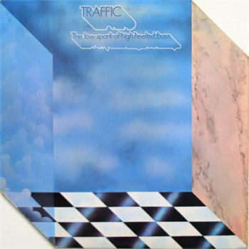 Traffic - The Low Spark Of High Heeled Boys (Island Recors LP VinylRip 24/96) 1971