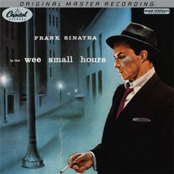 Frank Sinatra - 16LP Box Set Mobile Fidelity 'Sinatra Silver Box': LP2 1955 In The Wee Small Hours / VinylRip 24/96
