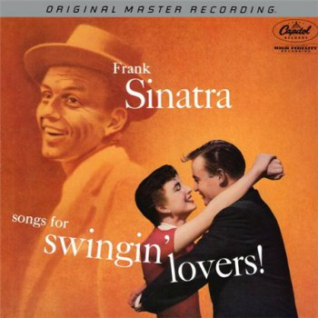 Frank Sinatra - 16LP Box Set Mobile Fidelity 'Sinatra Silver Box': LP3 1956 Songs For Swingin' Lovers! / VinylRip 24/96