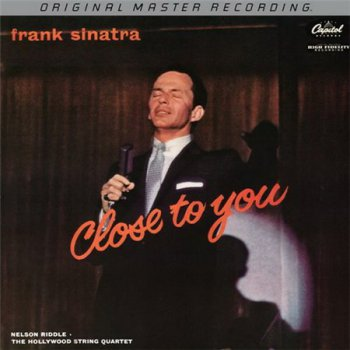 Frank Sinatra - 16LP Box Set Mobile Fidelity 'Sinatra Silver Box': LP4 1957 Close To You / VinylRip 24/96