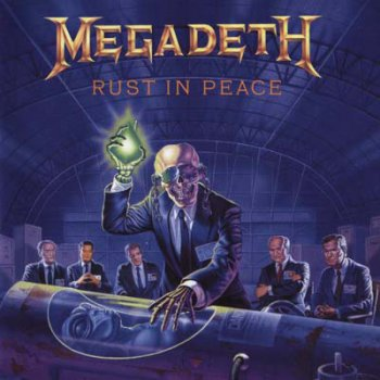 Megadeth - Rust in Peace [2004 Remixed & Remastered Edition, Holland] 1990