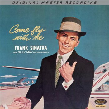 Frank Sinatra - 16LP Box Set Mobile Fidelity 'Sinatra Silver Box': LP7 1958 Come Fly With Me / VinylRip 24/96