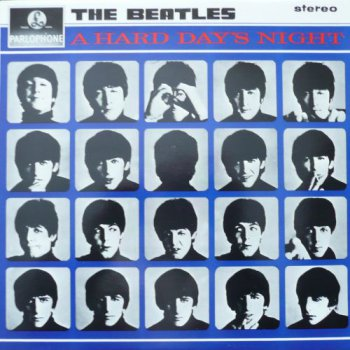 The Beatles - A Hard Day's Night (Parlophone EMI UK LP VinylRip 24/192) 1964