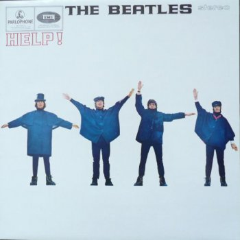 The Beatles - Help! (Parlophone UK LP VinylRip 24/192) 1965