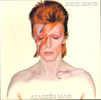 David Bowie - Aladdin Sane (SHM-CD) [Japan] 1973(2007)