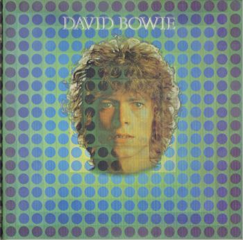 David Bowie - Space Oddity (SHM-CD) [Japan] 1969(2007)