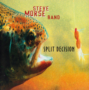 STEVE MORSE BAND: Split Decision (2002)