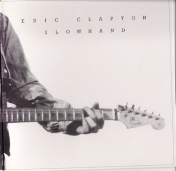 Eric Clapton - Slowhand (SHM-CD) [Japan] 1977(2009)