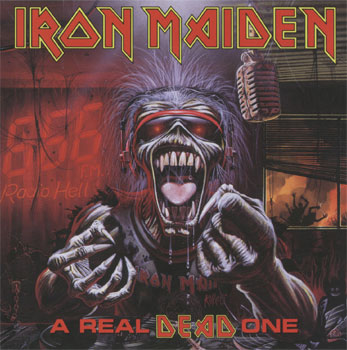 Iron Maiden - A Real Dead One (1993)