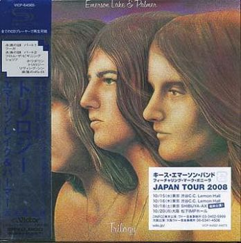 Emerson, Lake & Palmer - Trilogy (SHM-CD) [Japan] 1972(2008)