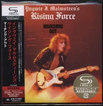Yngwie J. Malmsteen - Marching Out (SHM-CD) [Japan] 1985(2007)