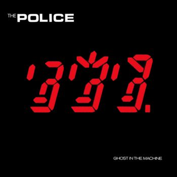 The Police - Ghost In The Machine (SHM-CD) [Japan] 1981(2008)