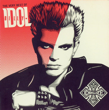 BILLY IDOL: The Very Best - IDOLIZE YOURSELF (2008)