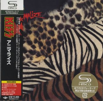 KISS -Animalize  (SHM-CD) [Japan] 1984(2008)