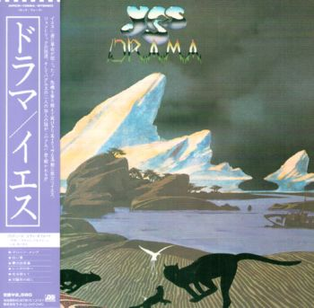 Yes - Drama (SHM-CD) [Japan] 1980(2009)