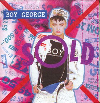 Boy George (Culture Club)-Sold 1987