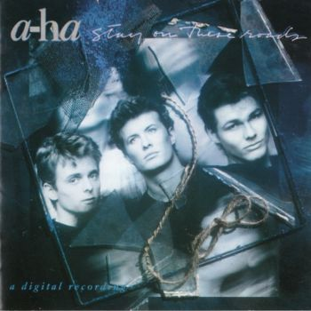 A-ha - Stay On These Roads [Japan] 1988