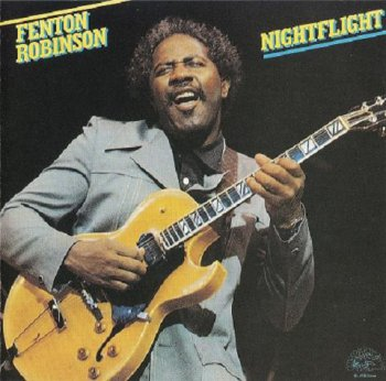 Fenton Robinson - Nightflight 1984