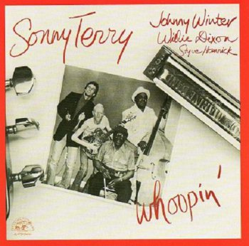 Sonny Terry with Johnny Winter & Willie Dixon - Whoppin' 1984