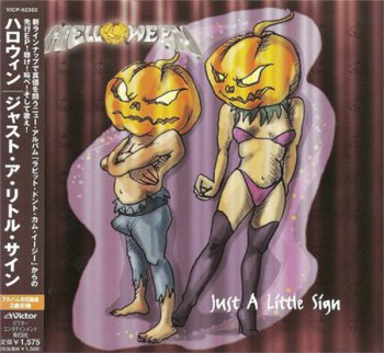 Helloween - Just A Little Sign (Victor Records Japan Single) 2003