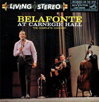 Harry Belafonte - At Carnegie Hall (2LP Set RCA Records US Original Press VinylRip 24/96) 1959