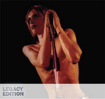 Iggy And The Stooges - Raw Power (2CD Set Sony / Legacy Records Deluxe DCD Edition 2010) 1973