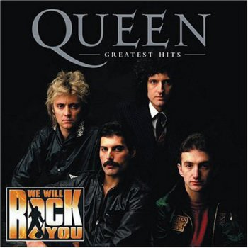 Queen - Greatest Hits (Elektra Records US LP VinylRip 24/96) 1981