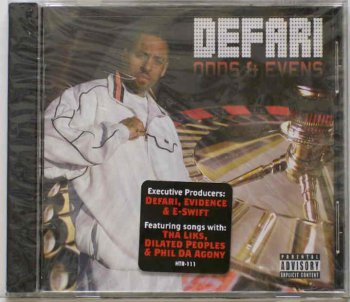 Defari-Odds & Evens 2003