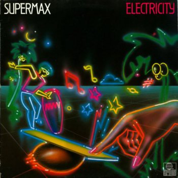 Supermax – Electricity (1983) [LP][Vinyl RIP 24/96]