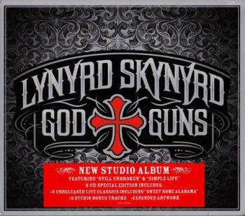 Lynyrd Skynyrd - God & Guns 2009 (2CD Special Edition)