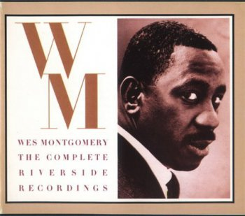 Wes Montgomery - The Complete Riverside Recordings (12CD Box Set Riverside Records) 1993