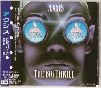 Axxis - 'The Big Thrill' [Japan] 1993(1995)