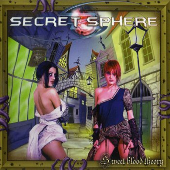 Secret Sphere - Sweet Blood Theory (2008)