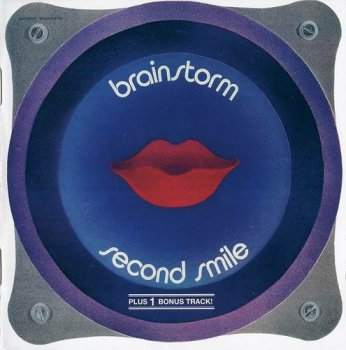 BRAINSTORM - 2ND SMILE - 1973