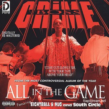 Crime Boss-All In The Game 1995