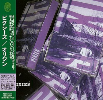 Pixies - Pixies (Imperial Records Japan 2006) 1987