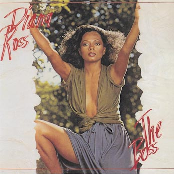 Diana Ross - The Boss [Remastered 1999] (1979)