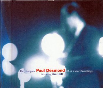 Paul Desmond - The Complete RCA Victor Recordings 2008