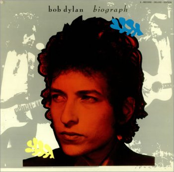 Bob Dylan - Biograph (5LP Set CBS Records Netherlands Deluxe Edition VinylRip 24/96) 1985
