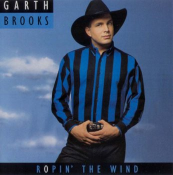 Garth Brooks - Ropin' The Wind (1992)