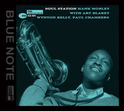 Hank Mobley - Soul Station (1960) [2009 AUDIO WAVE MUSIC/BLUE NOTE XRCD24]